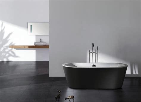 freistehende badewanne schwarz freistehende badewanne belaqua acryl schwarz 180x85 inkl ab 220 berlauf bs 887 ebay