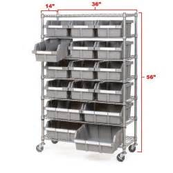 Garage Shelving For Storage Bins Discover And Save Creative Ideas