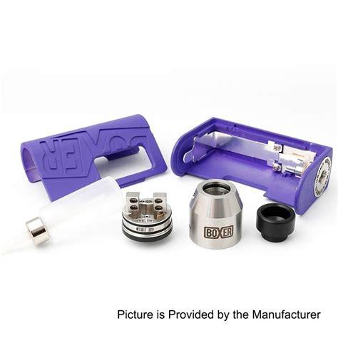 Boxer Mod Kit Clone 1 vaper boxer bf clone big battery meccanici