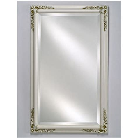 framed mirror medicine cabinets framed medicine cabinets shop framed bathroom medicine