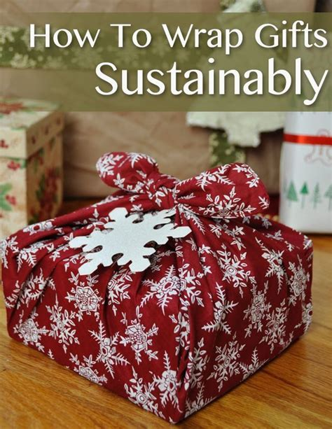 7 Tips For Wrapping Gifts by 80 Best Images About Gorgeously Green Gift Wrapping On