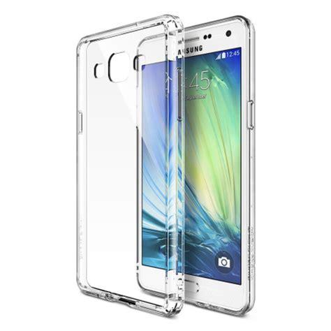 Samsung A3 Ringke Fusion Clear Soft Casing Bumper Cover Keren rearth ringke fusion samsung galaxy a3 2015 clear mobilezap australia