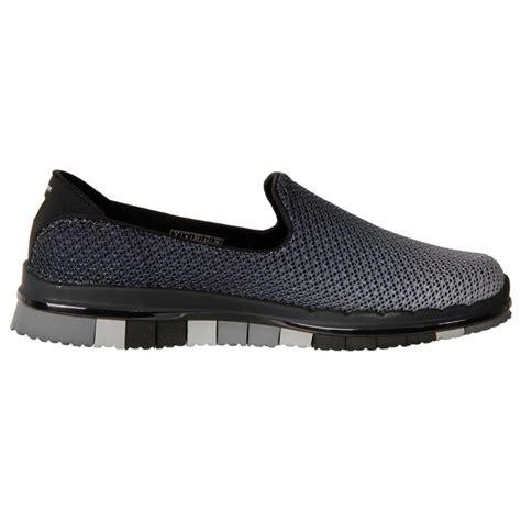 comfortable slip on walking shoes new skechers women s comfort casual slip on walking shoes