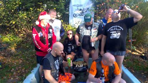 Motorradtreffen Krumbach 2018 by Grillen Im Pool Challenge Youtube