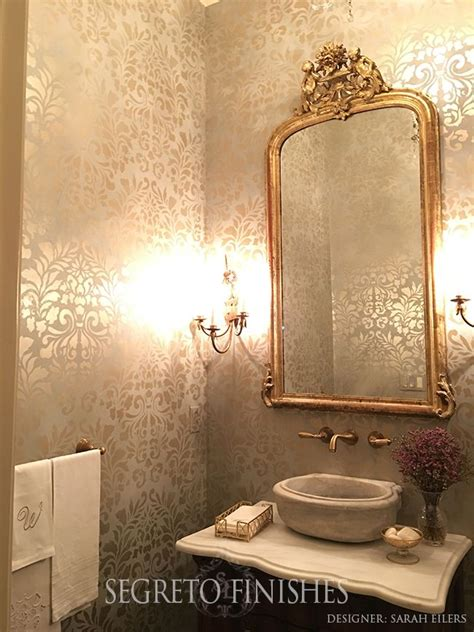 wall stencils for painting bathroom best 25 metallic paint ideas on pinterest diy furniture