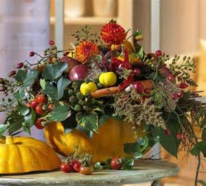20 natural halloween and thanksgiving table centerpiece ideas