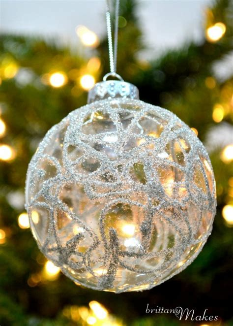 10 diy christmas ornaments brittany estes