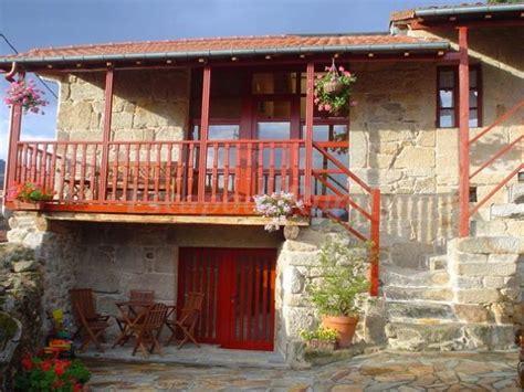 casa  apartamento  casa da eira casa rural en cerreda ourense