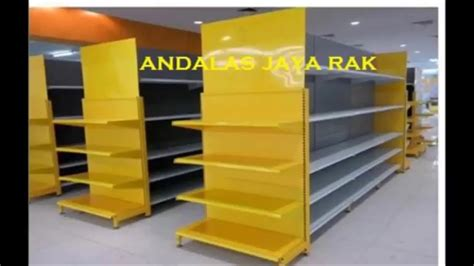 Jual Rak Minimarket Bekas Surabaya jual rak minimarket murah 08787 024 7579 jakarta semarang