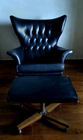 G Plan Wing Back Swivel Chair Vintro G Plan Swivel Chair