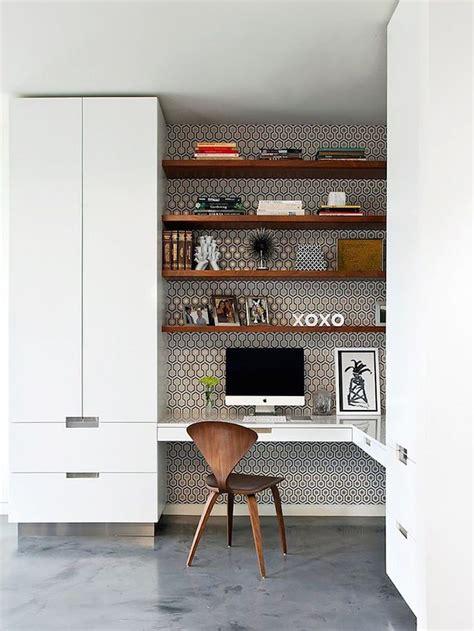 wallpaper design for office como se organizar para trabalhar ou estudar em casa