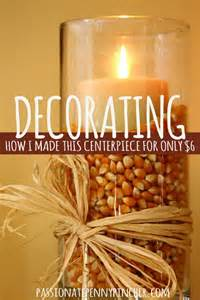Home Decor Tutorial diy fall centerpieces you will fall in love with