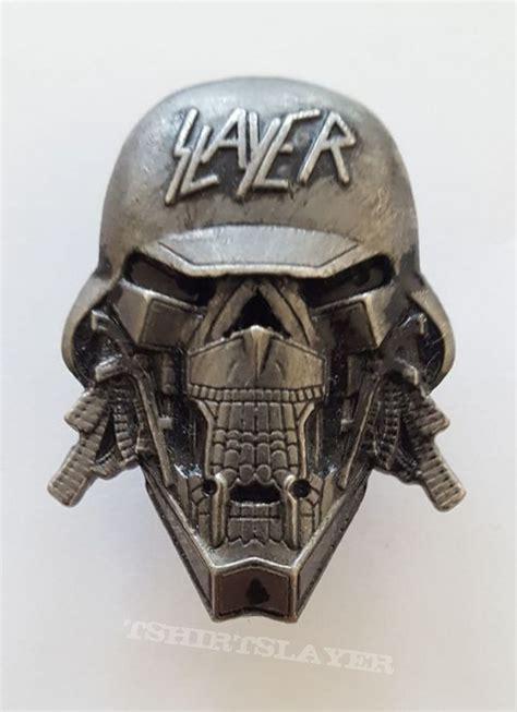 Slayer War 2 slayer war ensemble pin badge tshirtslayer tshirt and