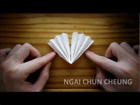 Toilet Paper Origami Flower Tutorial | 1000 images about toilet paper origami on pinterest