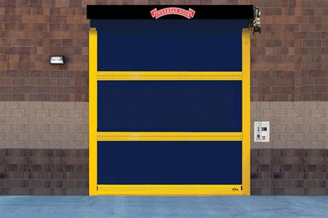 High Speed Overhead Doors High Speed Rolling Fabric Doors From Overhead Door