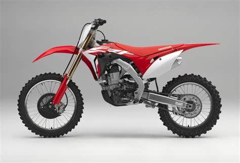 honda motocross bikes honda official release 2018 crf450r motocross model
