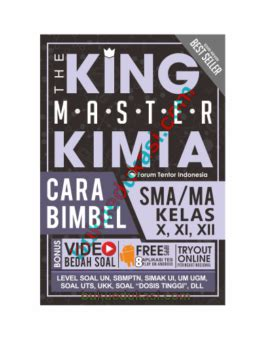 X Press Un Kimia Sma the king master kimia sma buku edukasi