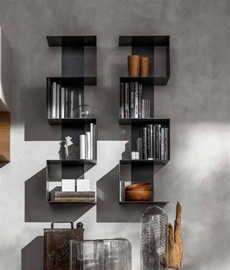 libreria pensile libreria pensile metallo sl viper colori laccato opaco