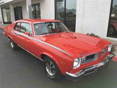 1974 Pontiac Gto For Sale by 1974 Pontiac Gto For Sale Classiccars Cc 1060702