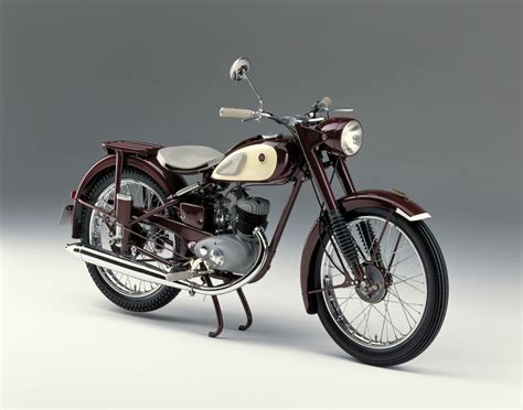 Motorrad Retro by Yamaha Y125 Moegi Is Your Retro 1955 Ya 1 Motorcycle
