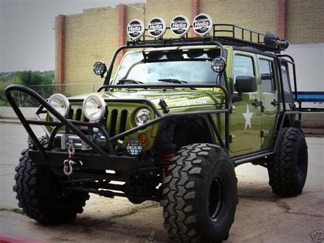 jeep wrangler jacked up jacked up jeeps
