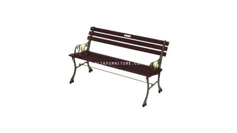kursi taman  besi tempa amazon  bench imax