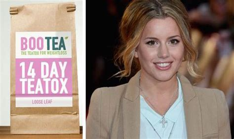 Does Bootea Detox Make You Lose Weight by Caggie Dunlop Louis Tomlinson Towie Are Fans Of