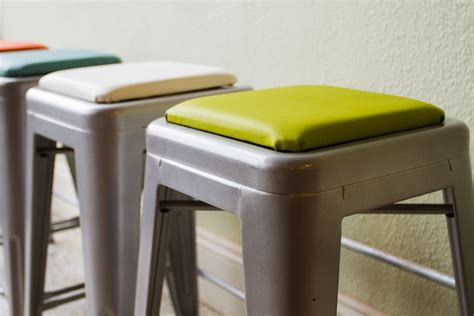 Stool Cushion by Square Stool Cushion For Metal Stools Tabouret Osp