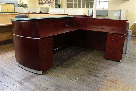 napoli reception desk napoli reception desk mayline napoli reception desk in