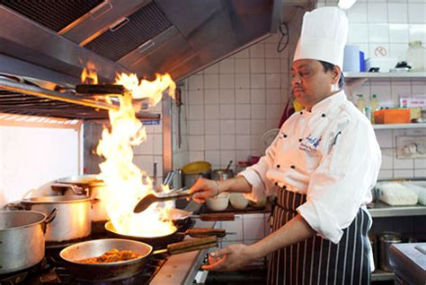 A Real Chef Is A Real Worker by Restaurant Kitchen Chefs Intended For Restaurant Kitchen