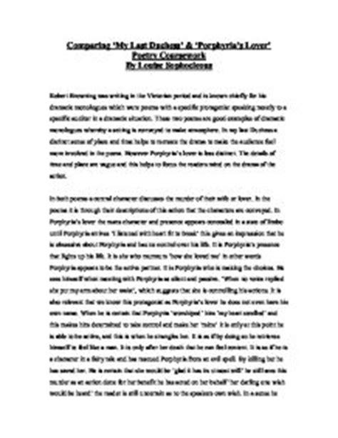 My Last Duchess Essay by Essay My Last Duchess Copywritingtraining X Fc2