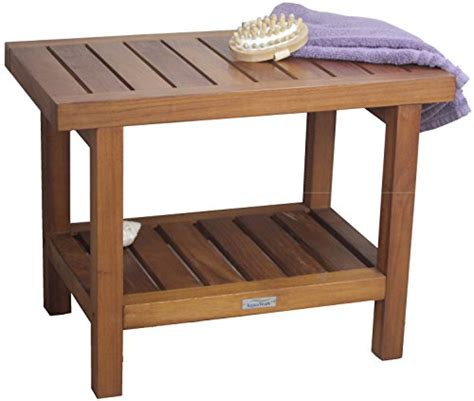 teak shower bench with shelf spa teak shower bench seat with shelf teak patio