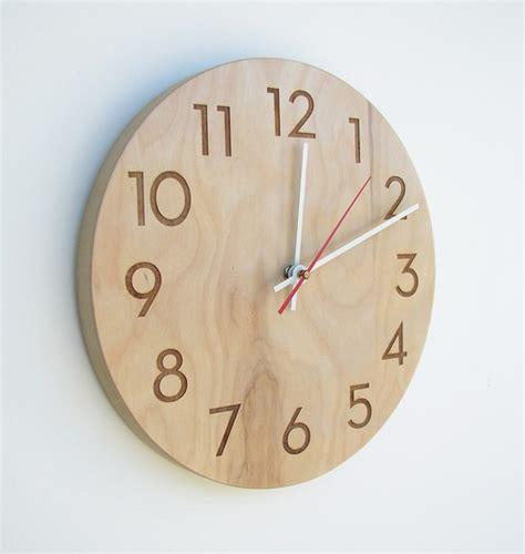 Handmade Wall Clocks - contemporary and handmade wall clocks