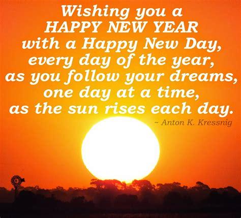 inspirational new year inspirational new year wishes quotes quotesgram