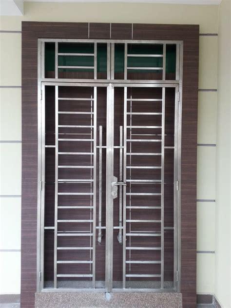 metal door designs window grille johor bahru jb malaysia supply suppliers