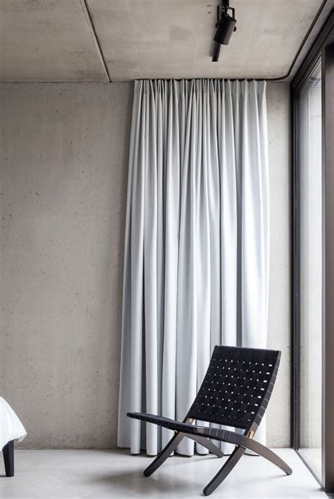 minimalist curtains images  pinterest