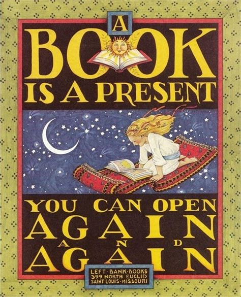 again again books a book is a present you can open again and again content