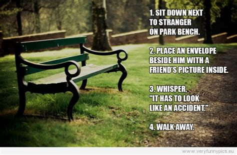 bench funny park bench quotes quotesgram
