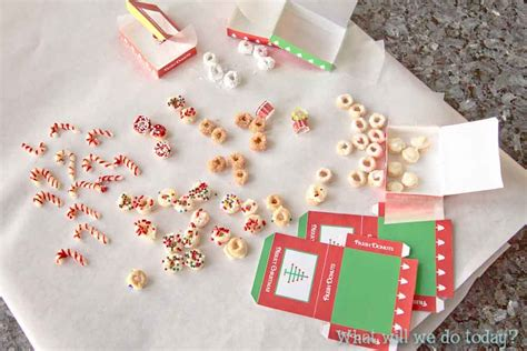 free printable elf on the shelf donut box search results for elf in a box emplate calendar 2015