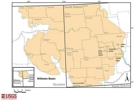section 8 north dakota section 2 the williston basin north dakota studies