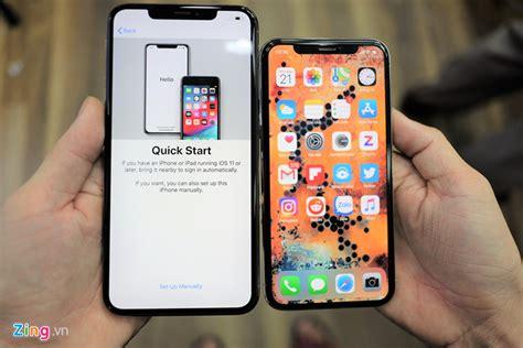 gi 225 iphone xs max 2 sim rẻ hơn bản 1 sim tại việt nam c 244 ng nghệ zing vn