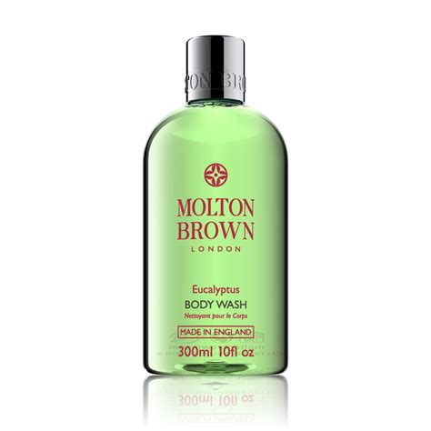 molton brown bath and shower gel eucalyptus shower gel wash molton brown 174 uk