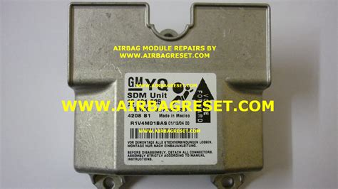 2934 Airbag Module Chevrolet Zafira fix astra h hazzard lights all time