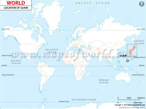 where is guam on the world map world map guam pictures to pin on pinsdaddy