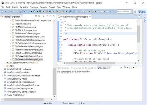 java pattern boolean java file setwritable boolean writable method exle