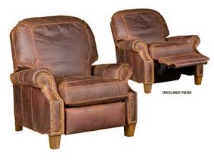 king hickory living room jefferson leather recliner 137 lr