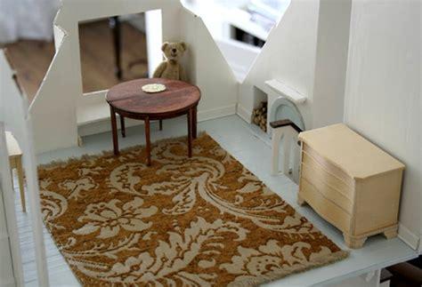 dollhouse rugs tiny handmade dollhouse rugs