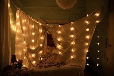 indoor cing sleep the in your own bedroom use string to drape sheets hang