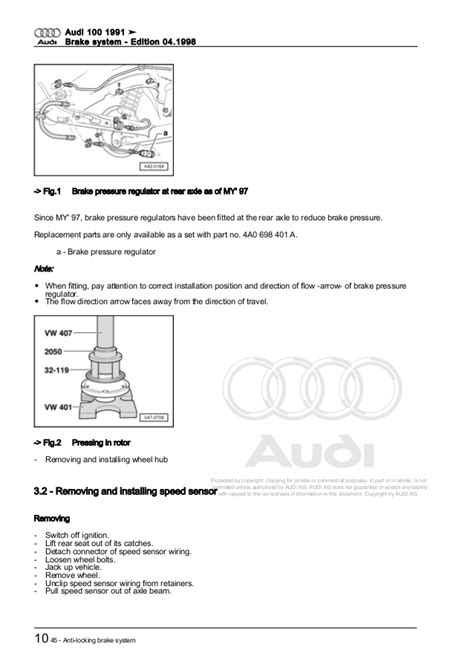 automobile air conditioning repair 1991 audi 100 windshield wipe control service manual 1991 audi 100 remove and replace rear hub assembly remove 1991 audi 100 brake
