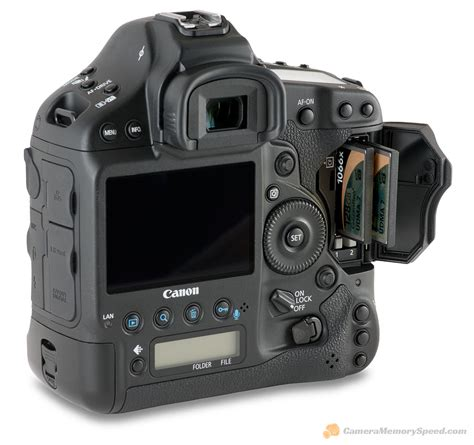 canon   cf card speed comparison fastest write speed